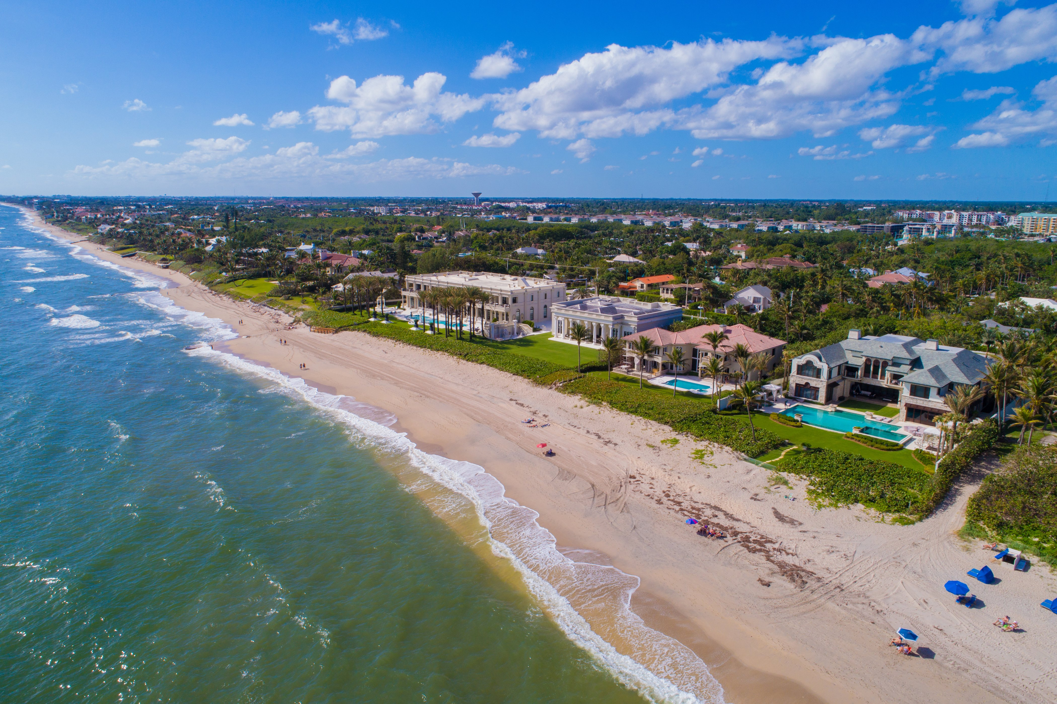 Luxury Highland Beach Real Estate For Sale - Waterfront